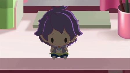 安安准备了库库鲁最爱吃布丁,结果库库鲁却没有反应!