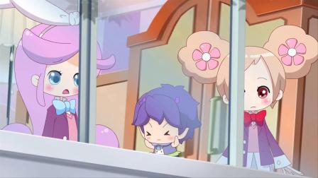 库库鲁闻到了花精灵的气息,可千韩和安安什么没察觉到呢!