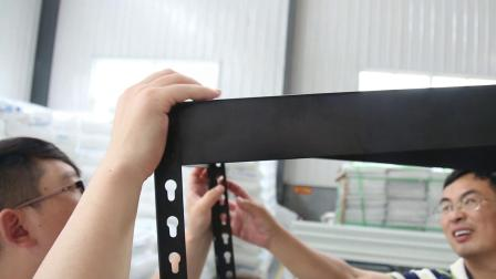 力王(POWERKING)货架仓储货物架子置物架多层工业仓库轻型货架展示架自由组合 7103951735