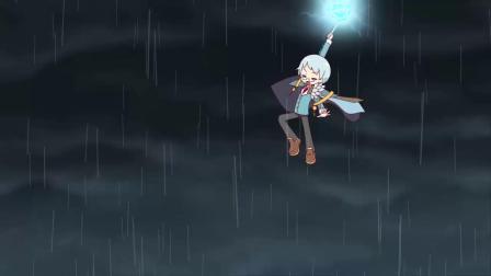 库库鲁王子输给了卢西奥,他从王子的模样又变成了玩偶!