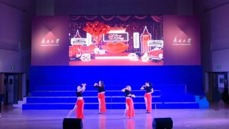 """【Something】南开大学冰火舞蹈团八里台校区2019""""壹陆有你""""专场演出"""