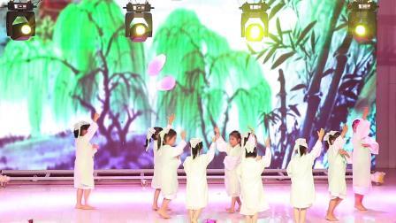 11.幼儿舞蹈:游子吟(黄泥步步高幼儿园 潜山民办幼儿园2019才艺大赛)