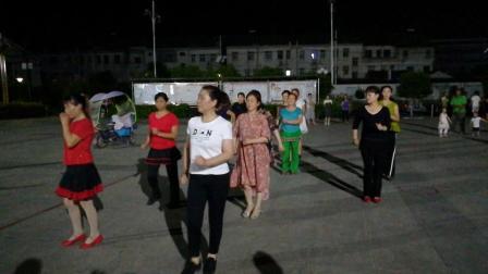 毛咀好姐妹舞蹈队比赛练习实录(2)
