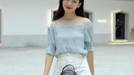 网红小包包女包新款2019夏天百搭潮珍珠亮片时尚质感手提斜挎包女