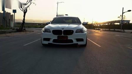 BMW M5 700+ HP x STONE EXHAUST