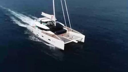 锦龙超级游艇110呎双体帆船