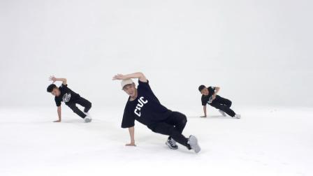 Breaking第七级 元素(二) Foot Work-Five Step、Shuffles