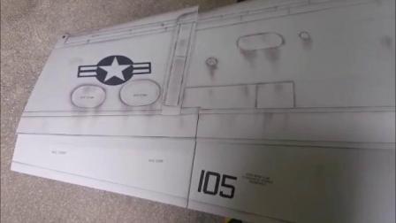 Skymaster F-18f 1/6