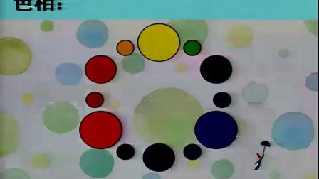 人美版初中七年级美术上册7. 色彩与生活-谌老师优质课视频(配课件教案)