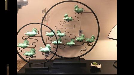中式家装饰品,中式饰品家装定制 饰品展示