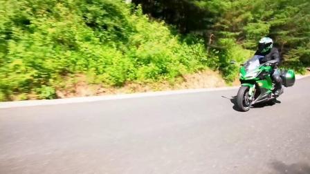川崎Z1000SX骑行天书峡