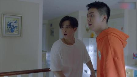 刘若瑜质问儿子去前夫家,不料陈凯文说爸爸只是不要她而已,太心酸了!