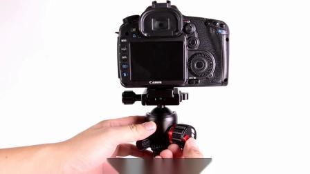 【劲捷摄影器材教程】劲捷T21多功能云台阻尼使用教程