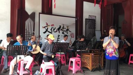 闽剧呀《苏秦假不第》选段,刘银妹演唱,主胡陈德华。