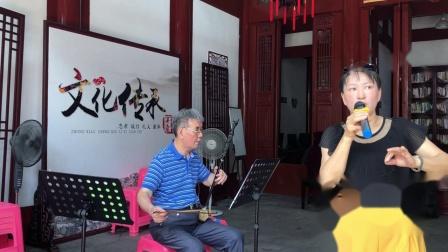 闽剧《红裙记》选段,主胡杨祖霖。