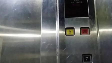 玉林市一宾馆电梯