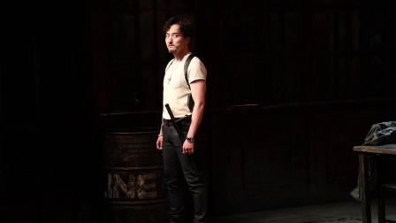 原创话剧《谎言背后》在上海话剧艺术中心·戏剧沙龙上演