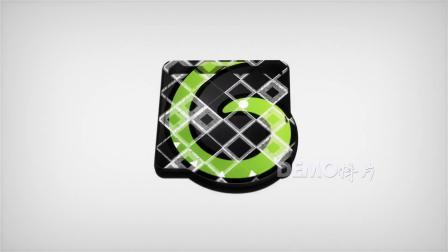 1264 科技感平面素描草图三维标志logo构建动画视频片头AE模板科技片头 粒子 视频制作 婚礼 年会开场