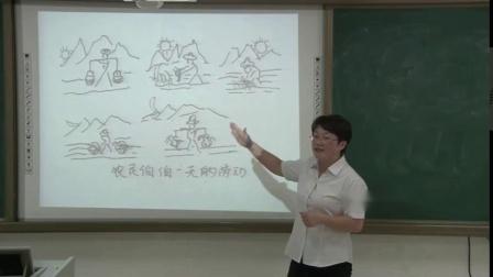 人美版七年级美术上册2. 手绘线条图像——会说话的图画-朱老师优质课视频(配课件教案)