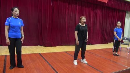 2019年包头市健身操舞一级社会体育指导员培训