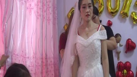 周承玉 薛阿妮婚礼2019年6月28日(农历五月二十六)