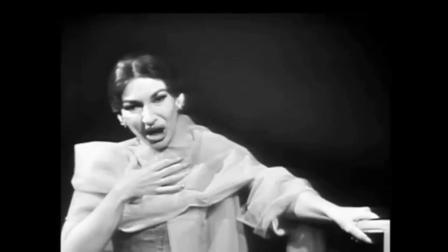 玛丽亚.卡拉斯 罕见片段 1959年 - Maria Callas