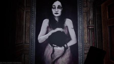 恐怖游戏《夜晚》实况淡定解说:让我感到深深的压抑感