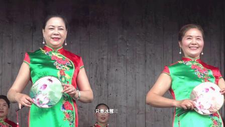 镇海华泓文旅旗袍秀-7舞蹈-梅花泪