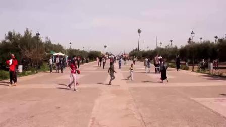 摩洛哥马拉喀什城市旅游宣传片(8418)1080P