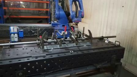 输送机械 托辊支架 焊接机器人 安川焊接机器人