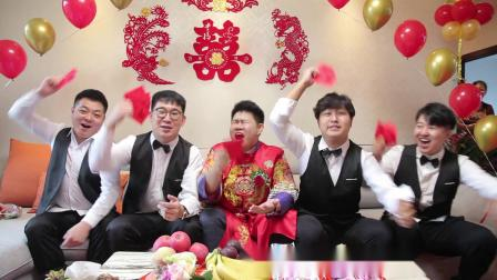红魔方影视2019.6.30 WangJingYi&ZhangXinChang,婚礼快剪