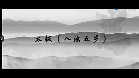 八法五步拳视频(四人弹拨乐曲)