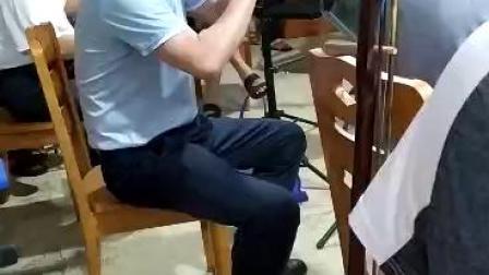 西亭后塘文化中心演奏;