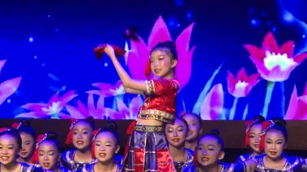 2019阳光少年重庆赛区@重庆市巴南区舞之美艺术培训学校 《瑶山彩云飞》