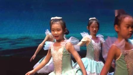玛丽·柏莎芭蕾学员演出《梦幻小夜曲》
