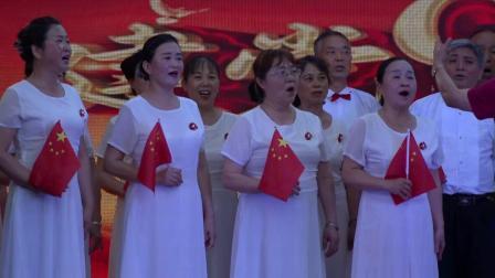 蓝光COCO社区 庆祝中国共产党建党98周年文艺汇演 上