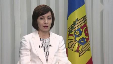 Интервью премьер-министра Молдовы Майи Санду телекомпании «МИР»