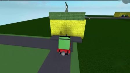 托马斯和朋友火车冒险托马斯火车机器人二