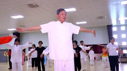 2019年福清市老体协健身气功培训活动