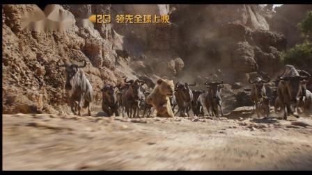 我是狮子王!7月12日全球超前上映