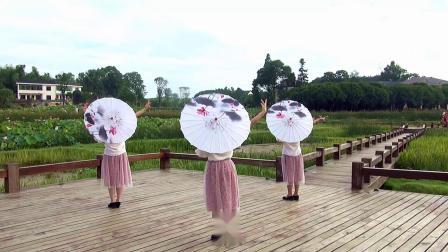 伞舞《风筝误》