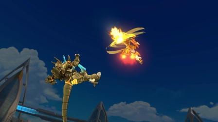 机甲-神速剑斗士