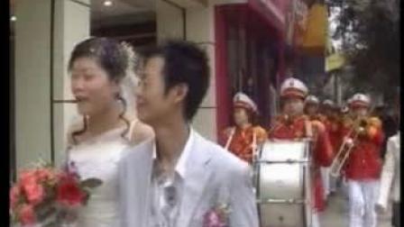 2007年萨克斯、小号、中音号、长号、演奏《婚誓》马仕全影视传媒工作室 摄制