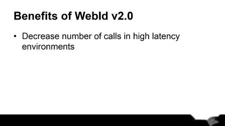5 - Create and Translate WebIDs v2.0