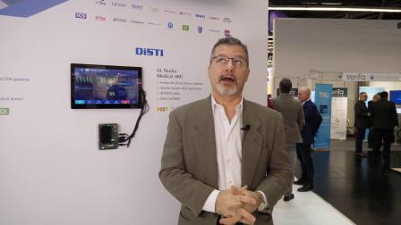 DiSTI -Toradex 合作伙伴 -Embedded World 2019