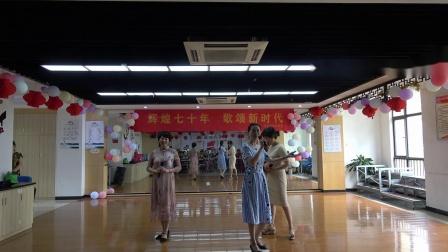 云川社区   朗诵   《月光下的中国》