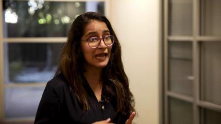 Meet Harsha, she studies Biotechnology at UQ