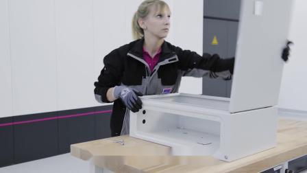 威图精选产品系统之威图Perforex LC3015 激光加工中心