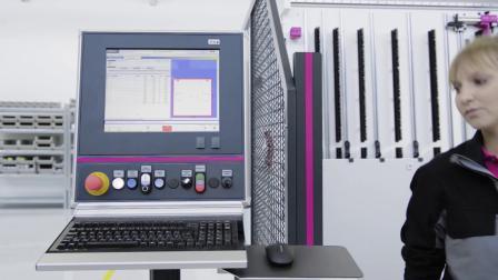 威图精选产品系统之威图Perforex 加工中心