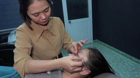 2019年助眠越南洗眼睛 (女士二篇)